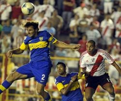 River will be looking for revenge against Boca