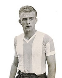 Alfredo Di Stefano, an influential Real Madrid player in El Clasico