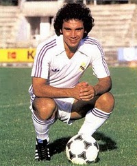 Hugo Sanchez Marquez, another Real Madrid legend who is among El Clasico's top scorers