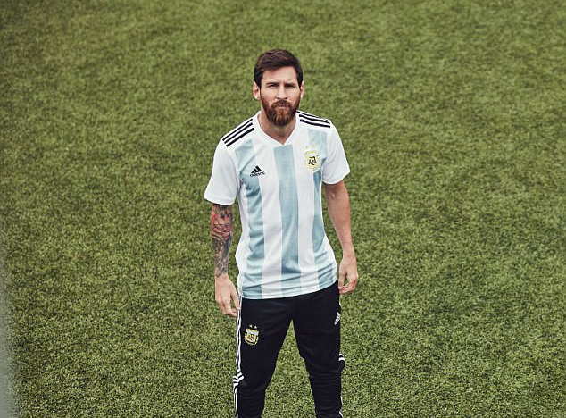 Lionel Messi, Argentina, 2018 World Cup