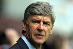 Arsene Wenger of Arsenal FC