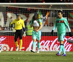 Barcelona suffered a 3-2 loss away to Osasuna. What's next for them away to Bayer Leverkusen.