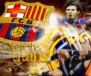 El Clasico - Live! The Barcelona vs Real Madrid match hits your screens on Monday, November 29, 2010.
