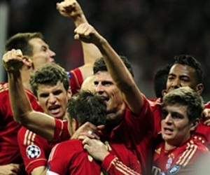Bayern Munich enter into the second phase of the 2012/13 German Bundesliga as leaders.