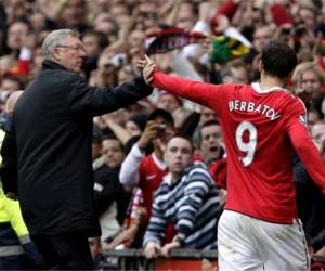 Dimitar Berbatov and Alex Ferguson never found the right chemistry between them at Manchester United.