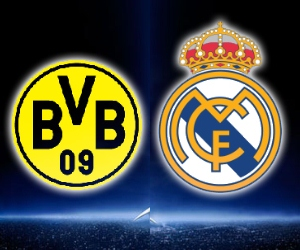 Watch Borussia Dortmund vs Real Madrid live on Wednesday, April 24, 2013.