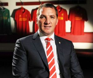 Brendan Rodgers of Liverpool: Are his days counted?