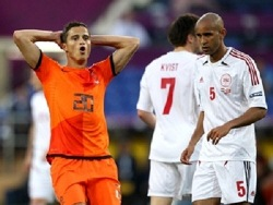 Holland crashed out of Euro 2012 without a single point in the Group of Death.
