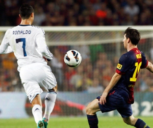 Watch Cristiano Ronaldo and Lionel Messi live in El Clasico - Barcelona vs Real Madrid - for the Copa del Rey live on February 26, 2013 online and on TV.