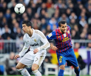 El Clasico at the Camp Nou could be evenly matched.