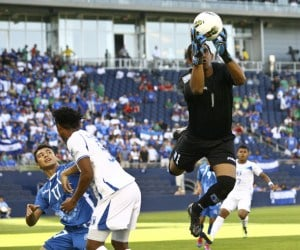 2013 Copa Centroamericana - big rivalry: Honduras vs El Salvador on January 18, 2013