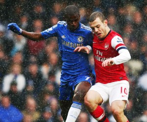 Ramires and Wilshere will engage in one of multiple midfield battles during England vs Brazil.