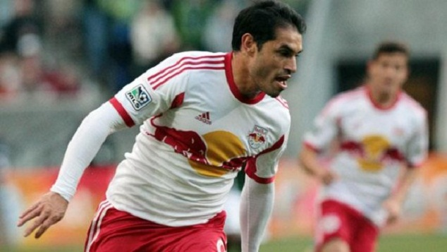He made 28 appearances for the Red Bulls and scored nine goals