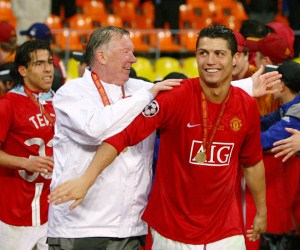 Cristiano Ronaldo will return to Manchester United where he won the UEFA Champions League title in 2008.