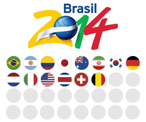 Brazil 2014 - World Cup Qualifiers