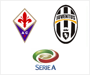 Juventus will play away to Fiorentina in the Serie A on October 20, 2013.