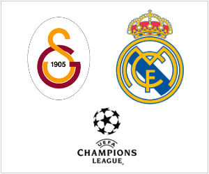 Galatasaray will host the flamboyant Real Madrid duo composed of Cristiano Ronaldo and Gareth Bale on Tuesday, September 17, 2013.