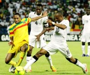 Ghana's Ayew might torment Tunisia