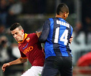 Watch Inter vs Roma on Wednesday, April 17 and see which team makes it to the 2013 Coppa Italia final.