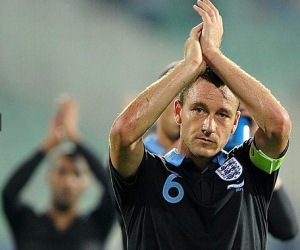 John Terry finally retired from England as the long race row involving Anton Ferdinand ended in 2012.