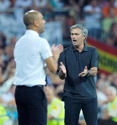 Jose Mourinho and Pep Guardiola clash in a tough Spanish Super Cup fixture.