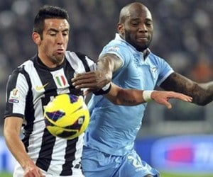 Lazio are not giving up on their aim to make the 2012/13 domestic season a disappointing one for Juventus.
