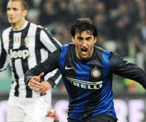 Diego Milito was part of the goal scorers on November 3, 2012 when Juventus lost their 49-match unbeaten run to Internazionale.