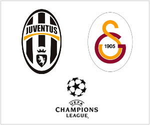 Juventus vs Galatasaray comes up on October 2, 2013.