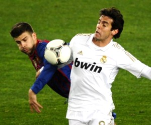 El Clasico 2013 - Real Madrid vs Barcelona live on television and online on Saturday, March 2 at 10:00 a.m. EST. Will Kaka star for Los Blancos?