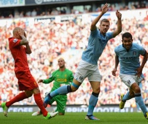 Manchester City's fixture against Liverpool is the highlight of Matchday 25 in the EPL.