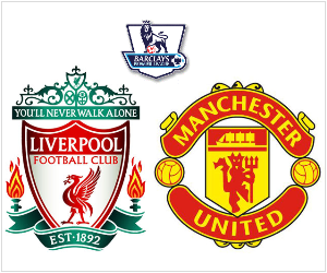Anfield will stage Liverpool vs Manchester United on Sunday, September 1, 2013.