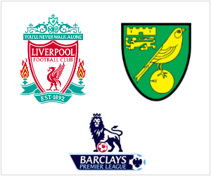 Liverpool will host Norwich City on December 4, 2013.