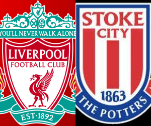 Liverpool vs Stoke City is the early kick-off on the opening day of the 2013/14 English Premier League campaign.