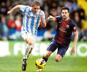 Malaga are confident after their dramatic draw against Barcelona in the Copa del Rey.