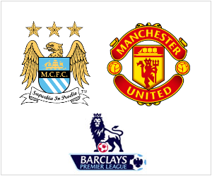 The first Manchester Derby of the English Premier League season takes place on Sunday, September 22, 2013.