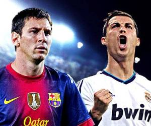 Lionel Messi and Cristiano Ronaldo have El Clasico's spotlight shining bright on them.