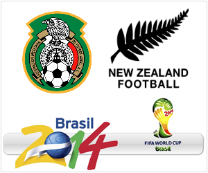 Mexico will host New Zealand at the Azteca on November 13, 2013.