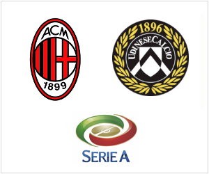 Milan are looking to beat Udinese in the Serie A on October 19, 2013