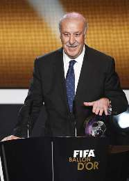 Vicente del Bosque - will he return to Real Madrid to replace Jose Mourinho in the near future?