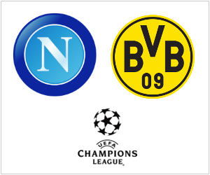 Rafael Benitez returns to UEFA Champions League football with a home match between Napoli and visitors Dortmund on September 18, 2013.