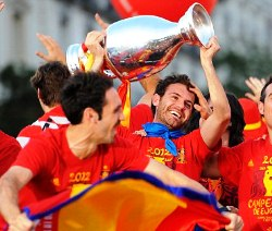 Spain won Euro 2012 on July 1 at the expense of Italy.