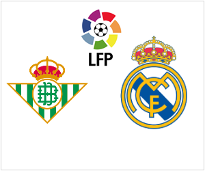 Betis vs Real Madrid - January 18, 2014