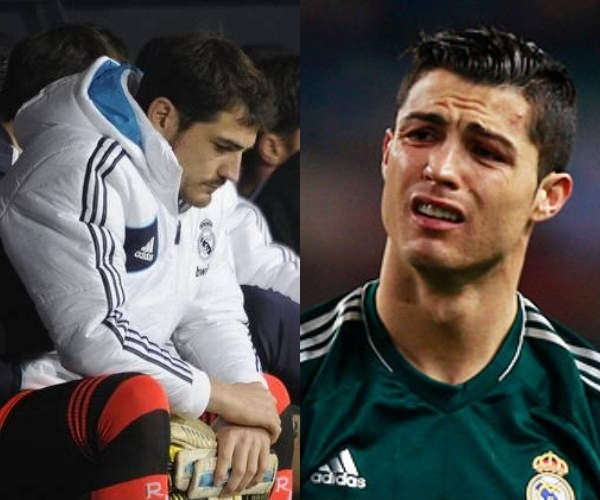 Real Madrid must overturn a bad 2012 run as 2013 has now arrived.
