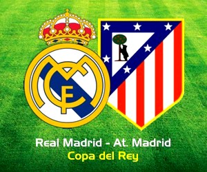 Watch the 2013 Copa del Rey final - Real Madrid vs Atletico Madrid live on Friday, May 17, 2013.
