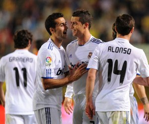Real Madrid could be the next European champions in 2012.