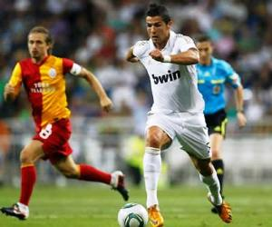 Ronaldo will be under the spotlight when Real Madrid will host Galatasaray in the UEFA Champions League on Wednesday, April 3, 2013.