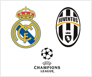 Juventus beat Real Madrid 2-0 on their last visit to the Santiago Bernabeu.