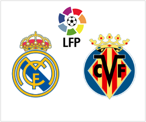Real Madrid will clash with Villarreal on February 8, 2013