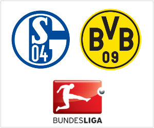 Borussia Dortmund will travel to Schalke for a Bundesliga match on October 26, 2013.