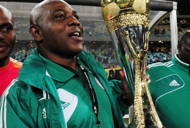 Stephen Keshi, Nigeria, African Cup of Nations